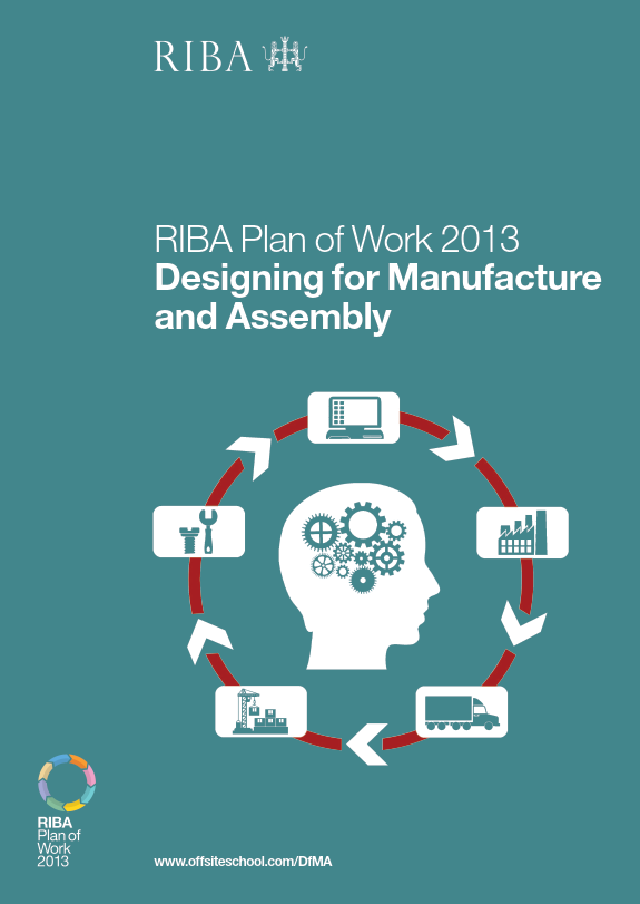 RIBA Design for manufacture & Assembly